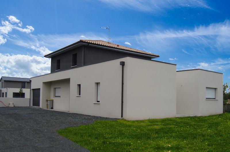 maison-moderne-vendée | - Pasquier Construction