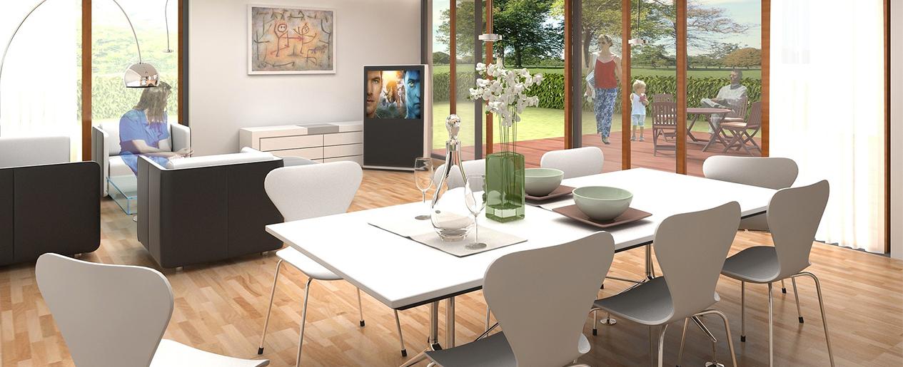 plan maison 3d vendée